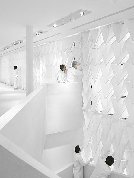 Yohji Yamamoto Sophie Hicks Architects